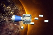 ESA Small Satellites Mission Service dispenser